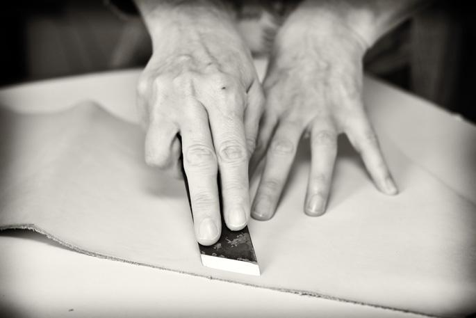 Formation aux métiers du cuir